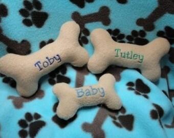 Personalized Dog Bone (Small)