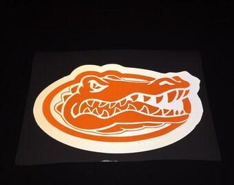 Florida Gators sticker 6 in. X 3 in.