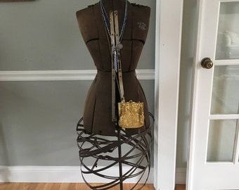 Antique acme dress form vintage