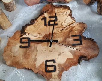 Wall Clocks Wood