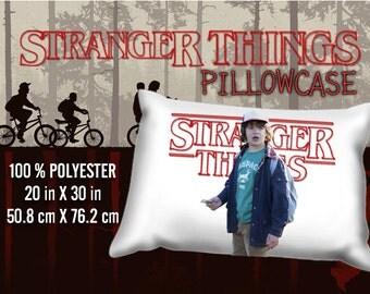 Stranger Things Dustin Gaten Matarazzo Pillowcase