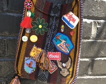 "Sweet Leaf Road Trip Souvenir Bag ""South Dakota"""