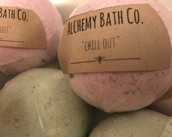 Bath Bombs • 100% All Natural, Organic, & Vegan