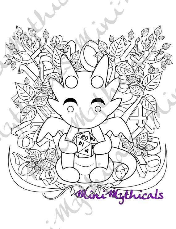 dice coloring pages - photo#28