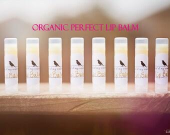 Perfect Organic Lip Balm