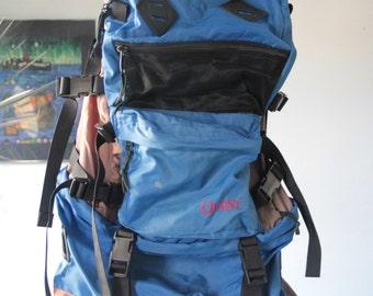 Vintage Quest backpacking backpack
