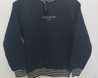 Tous Les Calecons Paris Sweatshirts Boy's Size 150 Nice Design