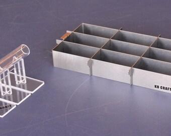 9 piece KO CRAFT Mo' Bettah musubi maker ( SS Metal )