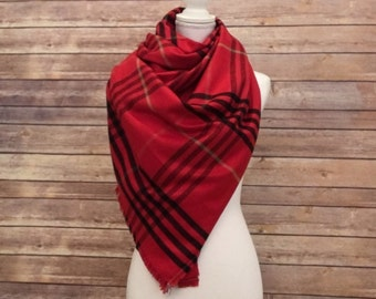 Blanket Scarf 002