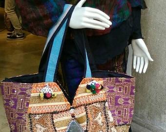 Bags Boho, bags banjara, handbags vintage, bags made by hand, bags ethnic