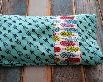 Flannel Rice Heating/Ice Packs with Washable Covers