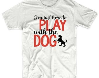 Animal Rescue Shirt - Dog T-Shirts Funny - Funny Dog T-Shirts - Dog Shirts - Dog Mom Shirt - Rescue Animal Tee - Funny Dog Shirt - Dog Gift