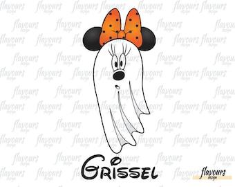 Minnie ghost shirt   Etsy