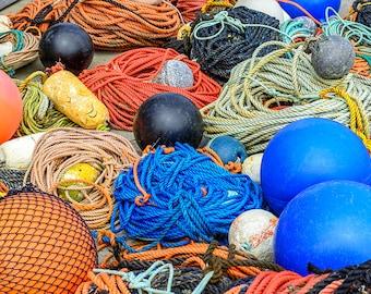 Ropes and Buoys