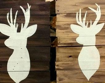 Deer Silhoutte