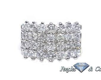 Diamond Women's Fancy Earring