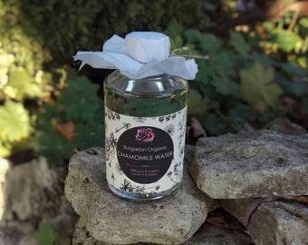 Bulgarian Organic Chamomile Water, Herbal Water