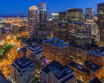 Boston , Massachusetts