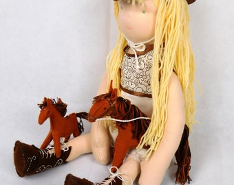 Deposit for a custom Waldorf, Steiner doll, hand made