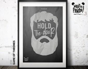 Game of Thrones - Hold the door!