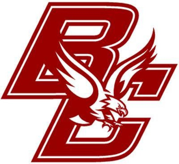 Vinyl Decal Sticker - Boston College Eagles Decal for Windows, Cars, Laptops, Macbook, Yeti, Coolers, Mugs etc