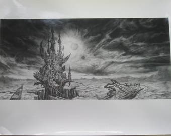 The Dark Crystal - Three (3) Production Stills - Jim Henson