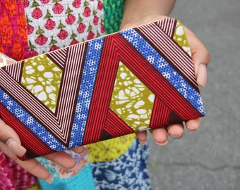 Kitenge Wallet