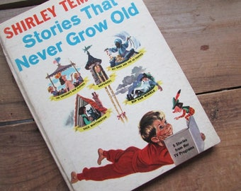 Read Aloud Stories ChIldren's Book SHirley Temple's Stories That Never Grow Old