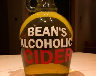 Fantastic Mr Fox - Bean's Alcoholic Cider decal