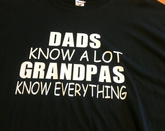Grandpas know everything