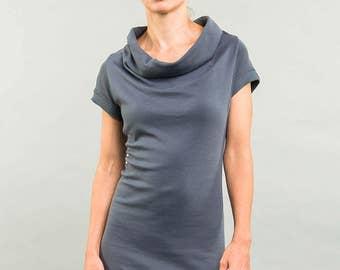 Kolla 2 in 1. short-sleeved. Ash