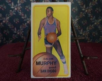 1971 Calvin Murphy Rookie Basketball card