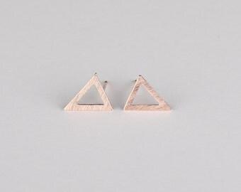 Peyton Rose Gold Earrings