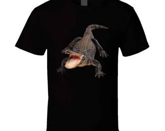Crocodile Alligator T Shirt
