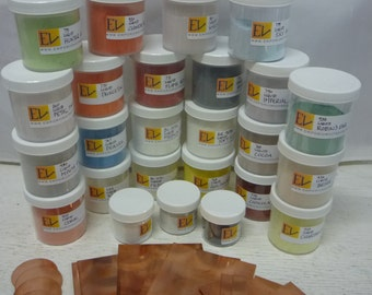 Experimental Liquid Lead-Free Enameling Kit