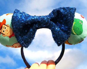 Disney Pixar Toy Story Inspired Minnie Mouse Ears