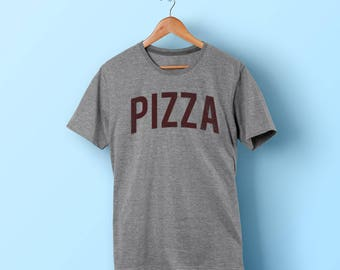 Pizza Shirt - Pizza Queen - Pizza Lovers - Funny Tops and Tees