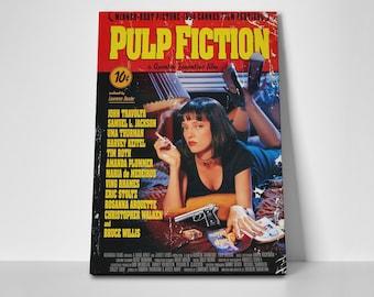 Pulp Fiction Limited Edition 24x36 Poster   Pulp Fiction Canvas