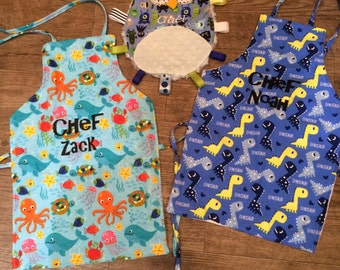 Customize apron for child