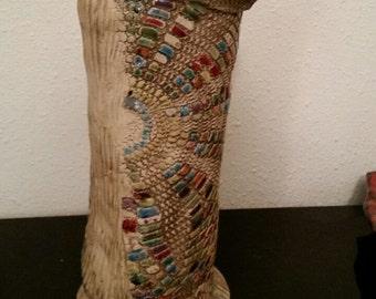 Special Mosaic Vase