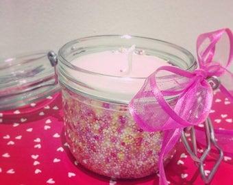 Funfetti Candle
