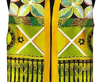 Handmade Silk Scarf, Wrap Scarf, Women's Scarf, Pure Silk Scarf, Summer Scarf, Ethnic Scarf, Boho Scarf, Made in Soufli, Greece, by Kalfas.