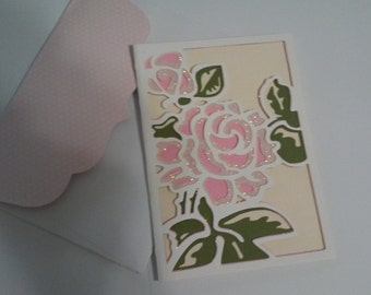 Handmade All Occasion Card