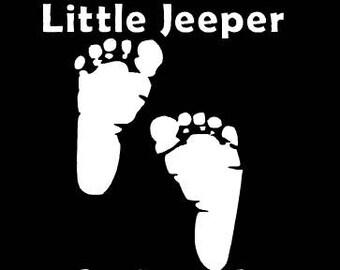 Little Jeeper On Board