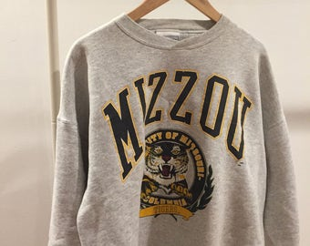 Vintage Mizzou Crewneck
