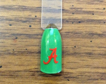 A's Nail Decal
