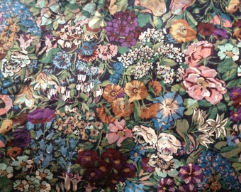"""Liberty of London """"Cottage Garden"""" fabric"""