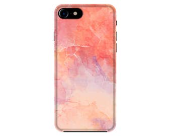 Pink Marble iPhone 7 Case, Marble iPhone 6 Case, iPhone 6s Marble Case, Marble Cover, Marble Samsung S7 Case, Granite iPhone Case,  G2