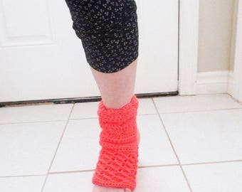 Crocheted Yoga Socks
