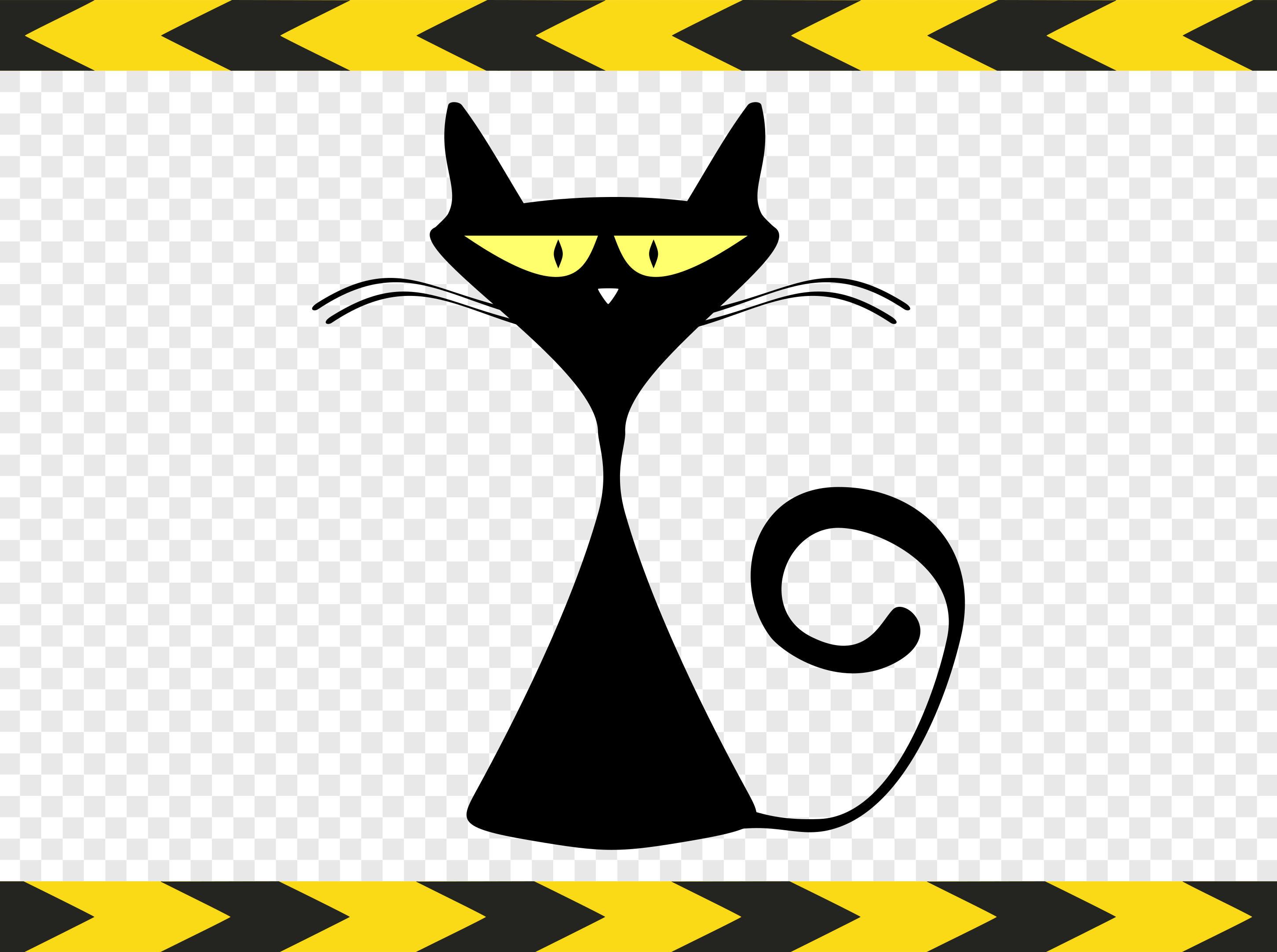 Cat Svg Vector Decal Shirt Car Stickers Clipart Scrapbook Dxf